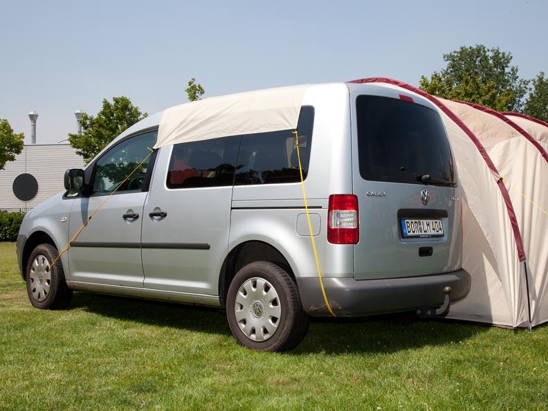 zelt für minivan