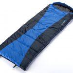 Blauer Deckenschlafsack Thurso von Skandika