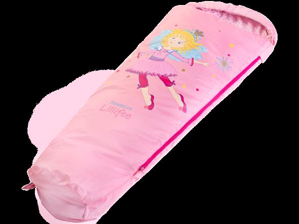 Pinker Kinderschlafsack Prinzessin Lillifee