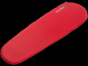 Rote ultraleichte Isomatte Red Trek Ultralight von Skandika