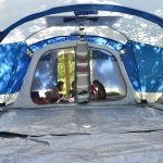 Skandika Nimbus 12 Sleeper Zelt Innenansicht