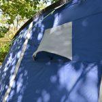 Belüftungsdetail der Schlafkabinen Skandika Nimbus 12 Sleeper Protect