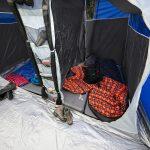 Schlafkabinen mit Organizer Taschen Skandika Nimbus 12 Sleeper Protect