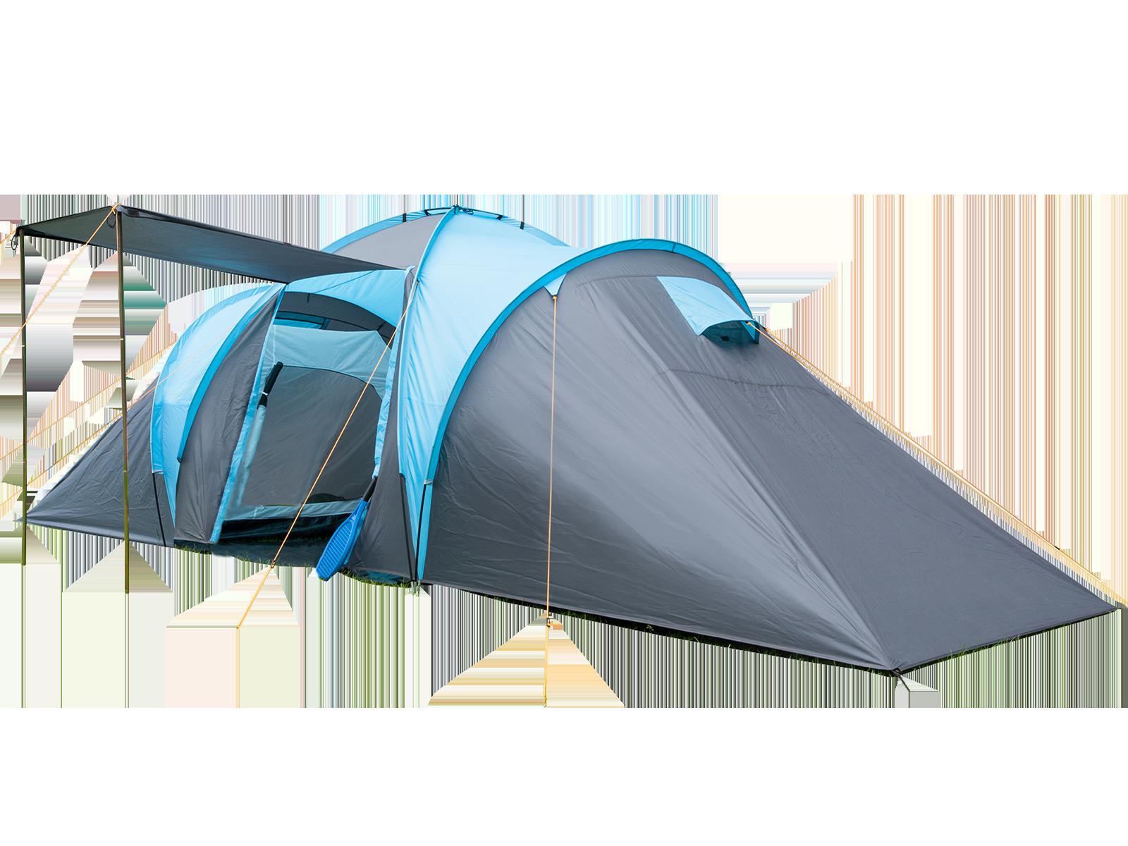 skandika Hammerfest 8 Personen Protect Camping Zelt, mit