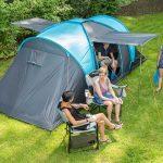 Scenic Familie beim Campen Hammerfest 4 Sleeper Protect