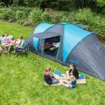 Scenic Familie beim Campen Hammerfest 6 Sleeper Protect