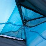 Lüftung an der Zeltspitze Hammerfest 6 Sleeper Protect