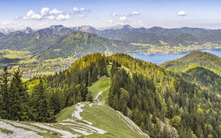 Die schönsten Campingplätze in Bayern
