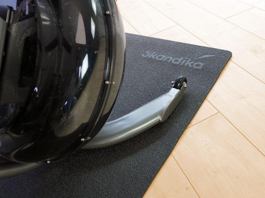 Bodenschutzmatte fürs Home Gym