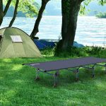 Skandika faltbare Campingliege Tieva