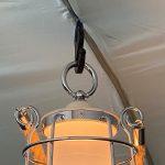 Skandika Kiruna Campinglampe zum Aufhängen im Zelt