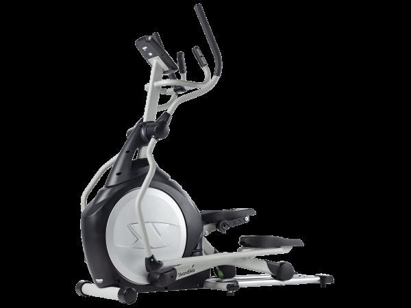 Skandika Ellipsentrainer CardioCross Carbon Pro Elliptical
