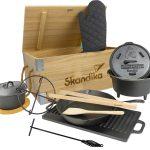 Dutch Oven Set Skandika Flame Master