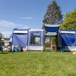 Skandika Montana Familienzelt 8 Personen