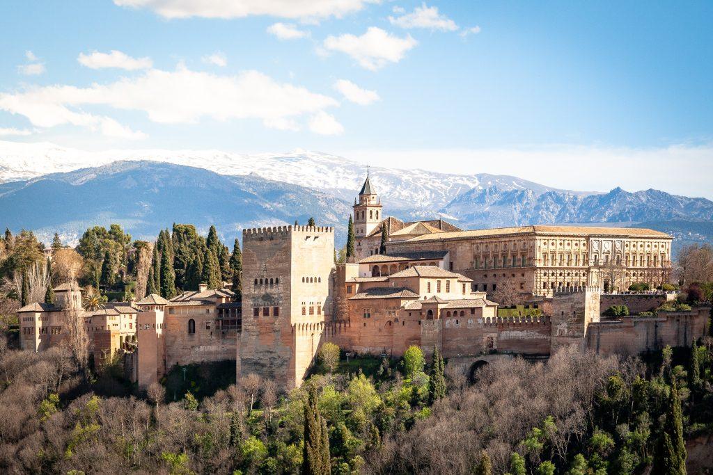 Granada in Andalusien, Spanien