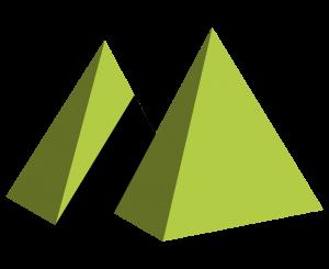 Icon für Skandika Kategorie Camping in grün