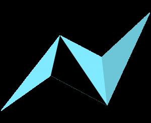 Icon für Skandika Kategorie Fitness in blau