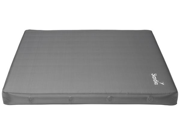 Selbstaufblasende Isomatte Skandika Easy 3D Premium Double
