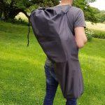 Klappsessel Skandika Moonchair Premium XL