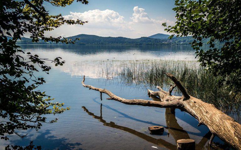Camping an Deutschlands neun schönsten Seen