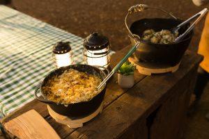Mac and Cheese aus dem Dutch Oven