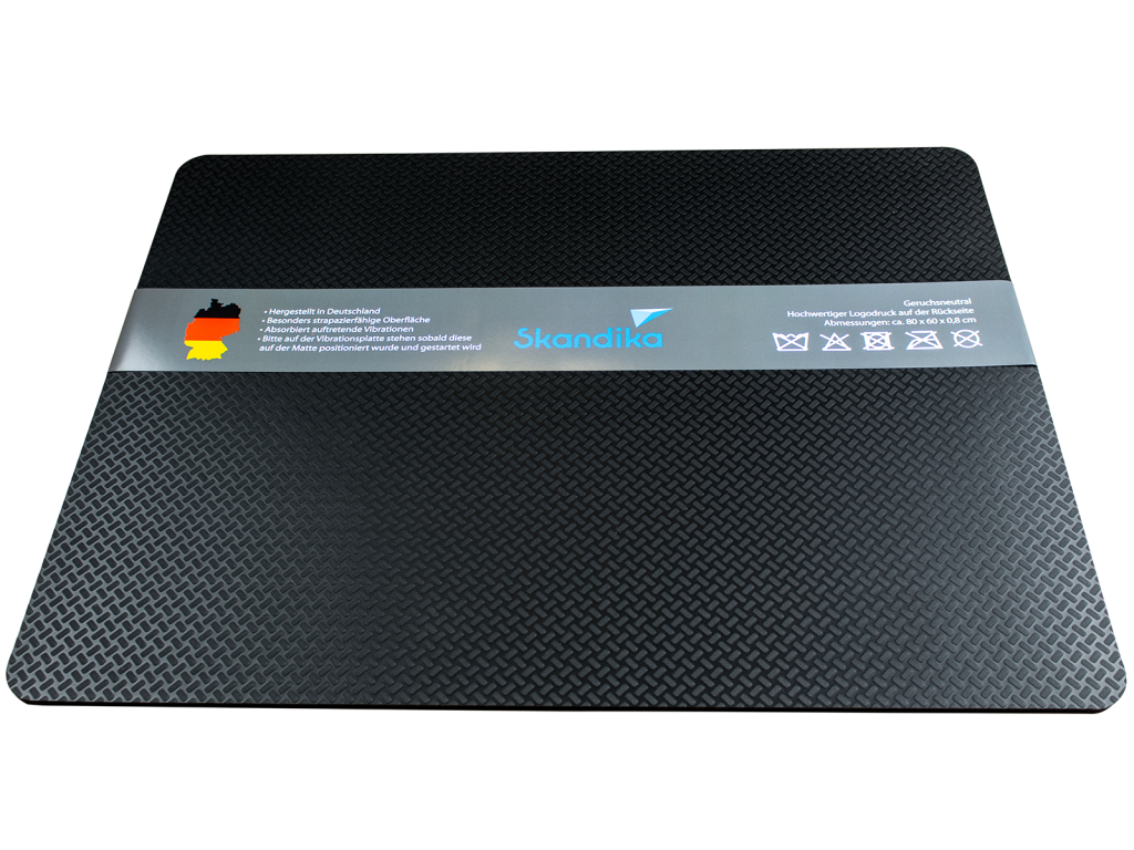 Dämpfungsmatte Vibrationsplatte