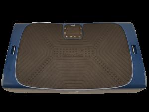 Skandika Vibrationsplatte V300 in Blau