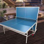Indoor Tischtennisplatte klappbar