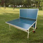 Outdoor Tischtennisplatte klappbar