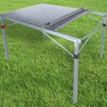 Skandika Table aluminium Maikku