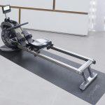 Skandika Bodenschutzmatte Fitness und Rudergeräte
