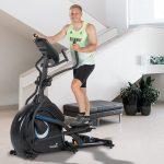 Skandika Crosstrainer CardioCross Carbon Conqueror
