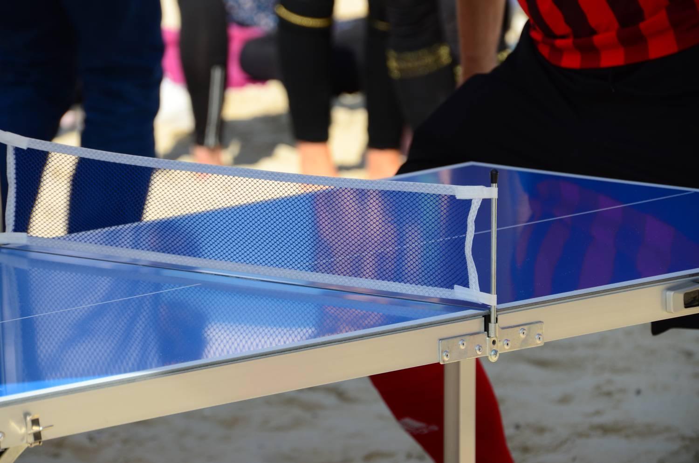 Tischtennisplatte für Kinder