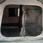 Schlafkabinen des Zeltes Skandika Hurricane 8 Protect