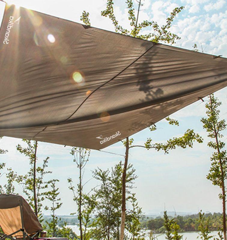 Skandika Sonnensegel XL 5x3 m