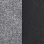 grau/schwarz